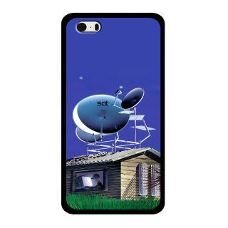 Slr Back Case For Apple Iphone 5  SLRIP52D0406