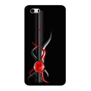Slr Back Case For Apple Iphone 5  SLRIP52D0465