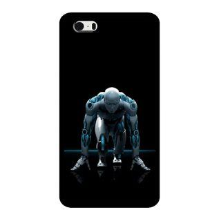Slr Back Case For Apple Iphone 5  SLRIP52D0482