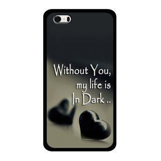 Slr Back Case For Apple Iphone 5  SLRIP52D0647