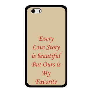 Slr Back Case For Apple Iphone 5  SLRIP52D0670