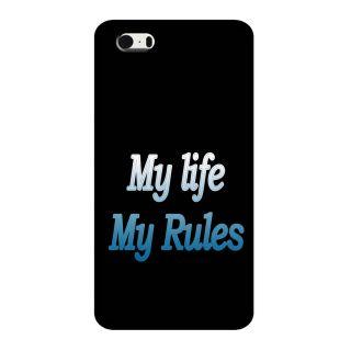 Slr Back Case For Apple Iphone 5S  SLRIP5S2D0487