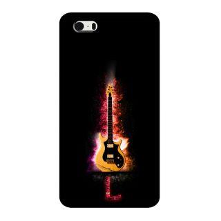 Slr Back Case For Apple Iphone 5S  SLRIP5S2D0736