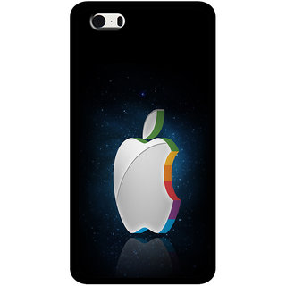 Slr Back Case For Apple Iphone 5S  SLRIP5S2D0768