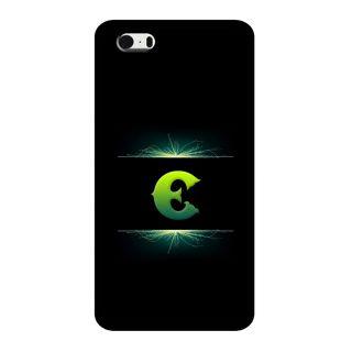 Slr Back Case For Apple Iphone 5S  SLRIP5S2D0786