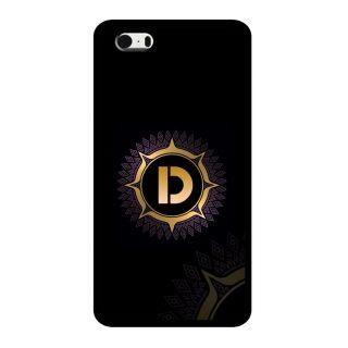 Slr Back Case For Apple Iphone 5S  SLRIP5S2D0838