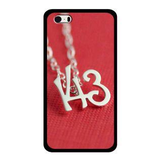 Slr Back Case For Apple Iphone 5S  SLRIP5S2D0899