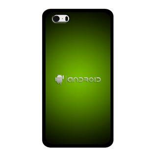 Slr Back Case For Apple Iphone 5S  SLRIP5S2D0916