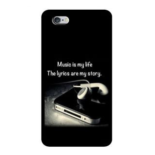 Slr Back Case For Apple Iphone 6S Plus SLRIP6SP2D0311