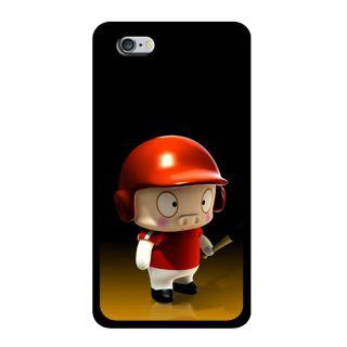 Slr Back Case For Apple Iphone 6S Plus SLRIP6SP2D0698
