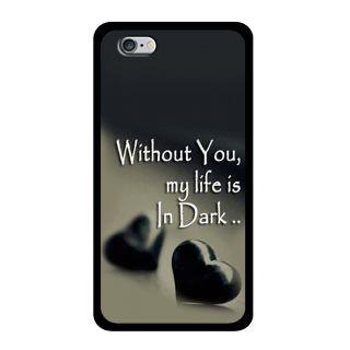 Slr Back Case For Apple Iphone 6S SLRIP6S2D0647