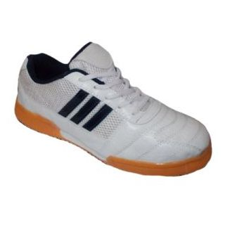 Port Pro Smash Women White Badminton Sports Shoes