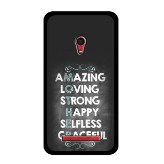 Slr Back Case For Asus Zenfone 5 SLRZEN52D0344