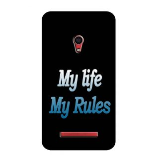 Slr Back Case For Asus Zenfone 6 SLRZEN62D0487