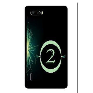 Slr Back Case For Huawei Honor 6 Plus SLRH6P2D0193