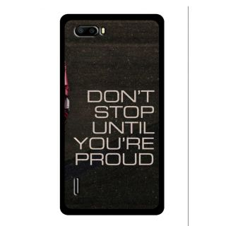 Slr Back Case For Huawei Honor 6 Plus SLRH6P2D0476
