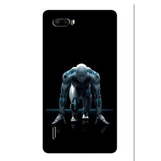 Slr Back Case For Huawei Honor 6 Plus SLRH6P2D0482