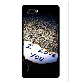 Slr Back Case For Huawei Honor 6 Plus SLRH6P2D0484
