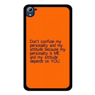 Slr Back Case For Htc Desire 826 SLRHTC8262D0996