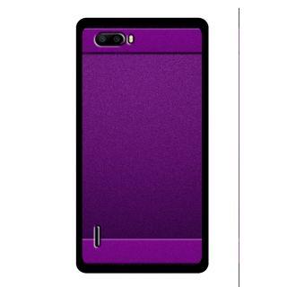 Slr Back Case For Huawei Honor 6 Plus SLRH6P2D0355