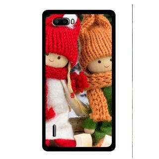 Slr Back Case For Huawei Honor 6 Plus SLRH6P2D0510