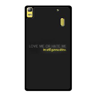 Slr Back Case For Lenovo K3 Note SLRK3N2D0460