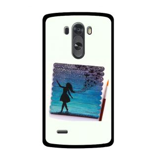 Slr Back Case For Lg G3 SLRLGG32D0498