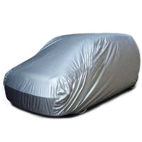 Ek Retail Shop Silver Car Body Cover For Maruti Suzuki A - Star