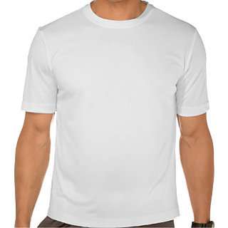 SPANCO White Sports T-shirt