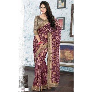 SILK INDIA NEW DESIGNER SAREE-Beige-SIIL546-VM-Dupion Silk