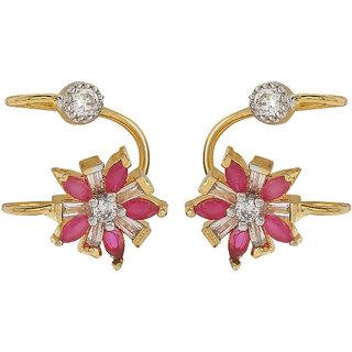 Fashion Frill All New Elegant Multi Colour Ear cuff (FF165)