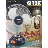 Orbit Rechargeable Fan 2 Speed Oscillation AC DC 12 Inch Fan
