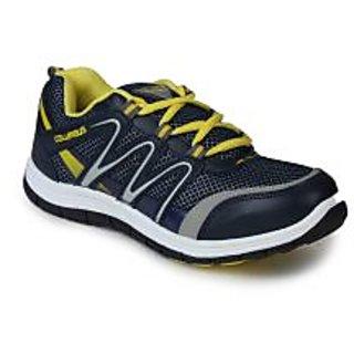 Columbus FM 2 Mesh Sports Shoes NavyYellow