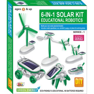 6 In 1 Solar Robotics S-1 Ekta