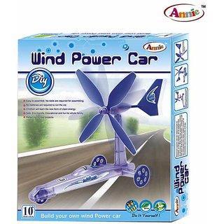 Annie Wind Power Car