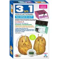 3 in 1 Educational Science Kit - EKT