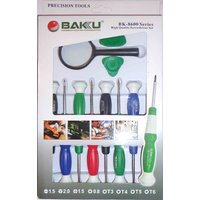 Baku 11 PC Tool Kit / Screw Driver Set For Mobile, Baku Mobile Tool Kit