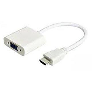 HDMI to VGA Cable