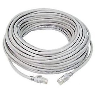 15 Meter Ethernet Network CAT5E Lan Cable HIGHSPEED UTP Patch Cord
