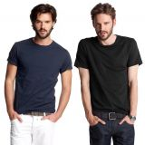 Born To Ride Mens Round Neck T Shirt Pack Of 2 1