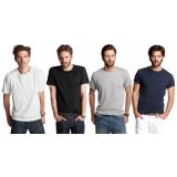 Born To Ride Mens Round Neck T Shirt Pack Of 4 1