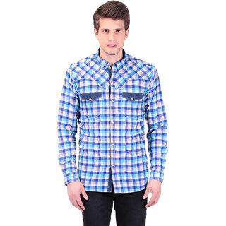 TAG 7 Multicolor Designer Shirts For Men