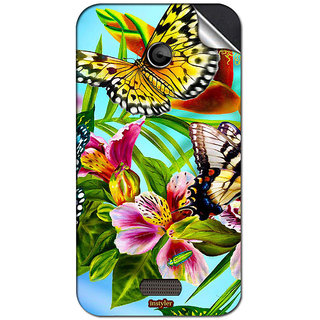 INSTYLER Mobile Sticker For Nokia Lumia 510 sticker207