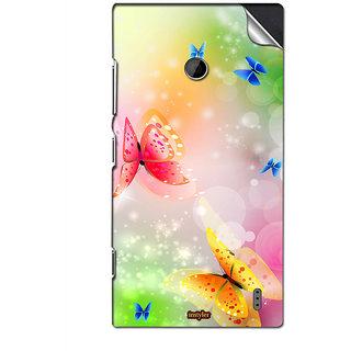 INSTYLER Mobile Sticker For Nokia Lumia 525 sticker522