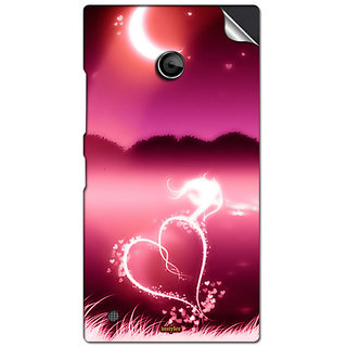 INSTYLER Mobile Sticker For Nokia Lumia 530 sticker747