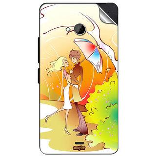INSTYLER Mobile Sticker For Nokia Lumia 535 sticker1020