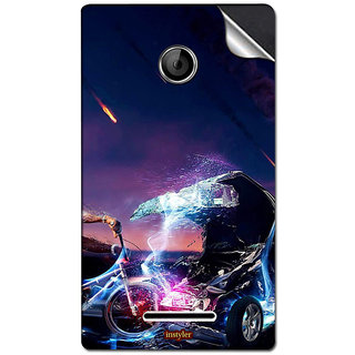 INSTYLER Mobile Sticker For Nokia Lumia 532 sticker832