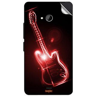 INSTYLER Mobile Sticker For Nokia Lumia 535 sticker1094