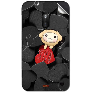 INSTYLER Mobile Sticker For Nokia Lumia 620 sticker1515