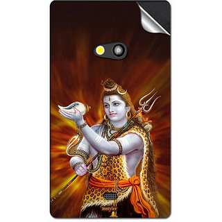 INSTYLER Mobile Sticker For Nokia Lumia 625 H sticker1686